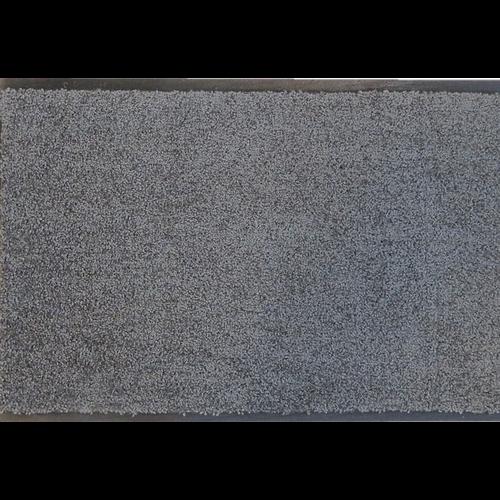 Droogloopmat op maat grijs 88cm ecologisch