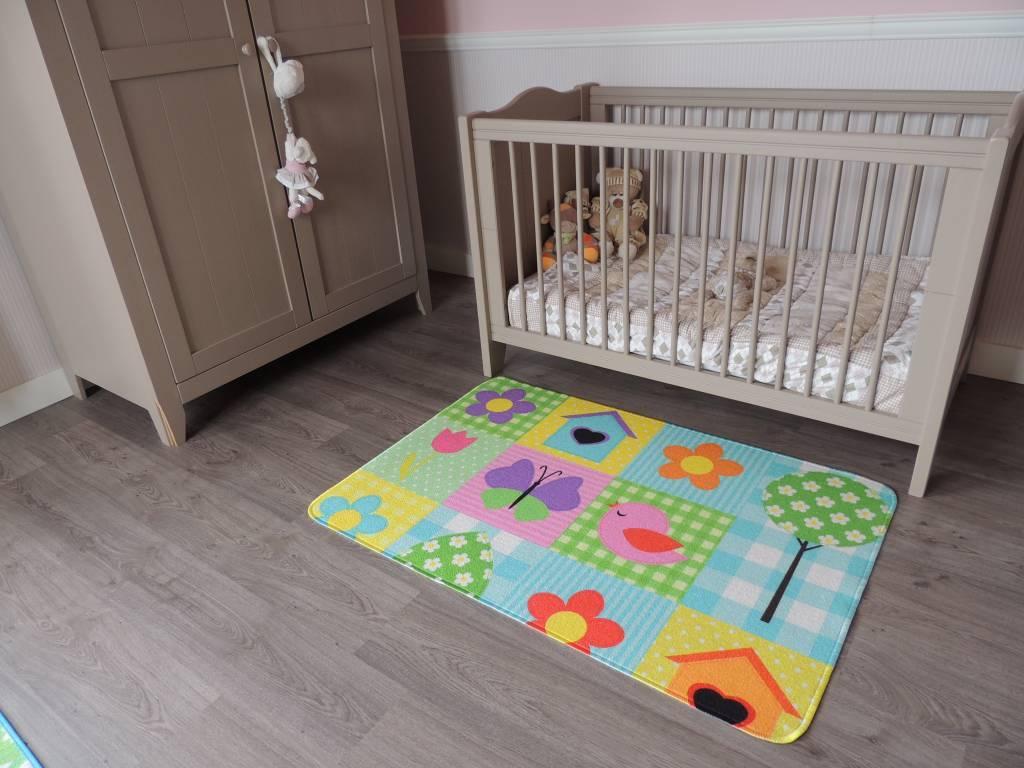 Een schattig tapijt babykamer kopen