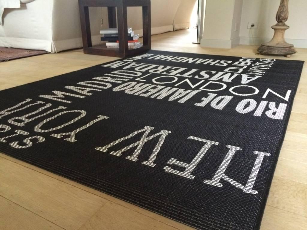 Een modern tapijt, perfect voor een moderne woning
