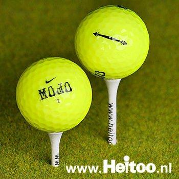 Gebruikte Nike MOJO (geel) AAA/AAAA kwaliteit