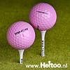 Top Flite (roze) AAAA kwaliteit