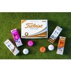 Titleist Golfballen bedrukt met uw logo