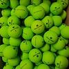 Wilson Staff DUO SOFT (matt groen) AAA/AAAA kwaliteit