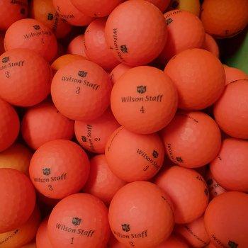 Gebruikte Wilson Staff DUO SOFT (matt roze) AAA/AAAA kwaliteit