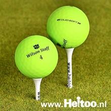 Wilson Staff DUO SOFT / Optix (matt groen) AAA/AAAA kwaliteit