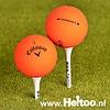 Callaway Supersoft (matt oranje) AAA/AAAA kwaliteit