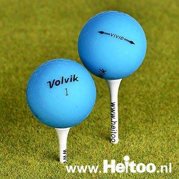 Gebruikte Volvik VIVID (diverse kleuren) AAA/AAAA kwaliteit
