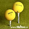 Volvik VIVID (geel) AAA/AAAA kwaliteit
