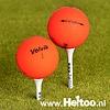 Volvik VIVID (oranje) AAA/AAAA kwaliteit