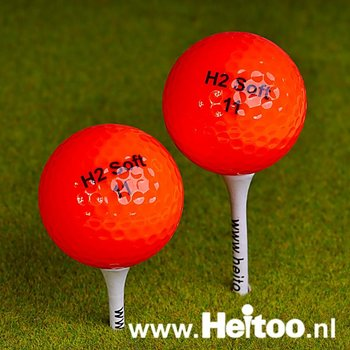 H2 Soft (oranje) NIEUW