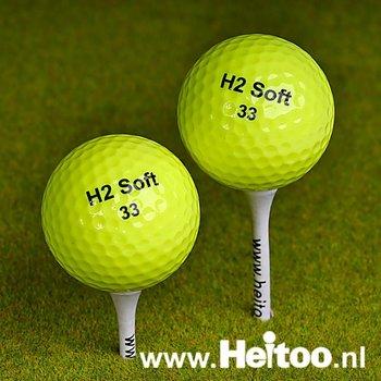 H2 Soft (geel) NIEUW