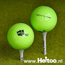 Wilson Staff Fifty Elite (geel/groen) AAAA kwaliteit