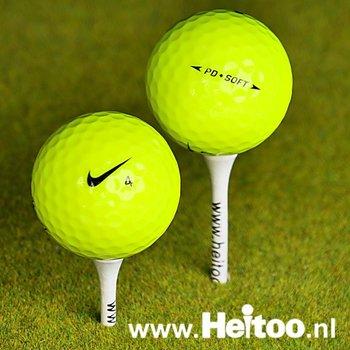 Gebruikte Nike PD Soft (geel) AAAA kwaliteit