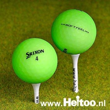 Gebruikte Srixon Soft Feel (matt groen) AAA/AAAA