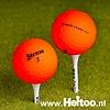 Srixon Soft Feel (matt oranje) AAA/AAAA kwaliteit