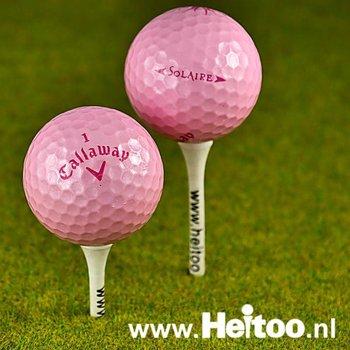 Gebruikte Callaway Solaire (roze) AAA/AAAA kwaliteit