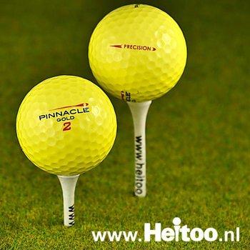Gebruikte Pinnacle Gold FX Soft / Precision (geel) AAAA kwaliteit