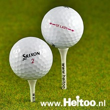 Srixon Soft Feel Lady AAA kwaliteit