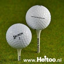 Srixon mix AA kwaliteit (trainingsgolfballen)