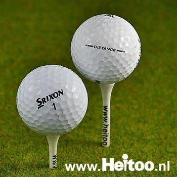 Gebruikte Srixon mix AA kwaliteit (trainingsgolfballen)