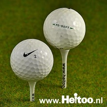 Nike mix AA kwaliteit (trainingsgolfballen)