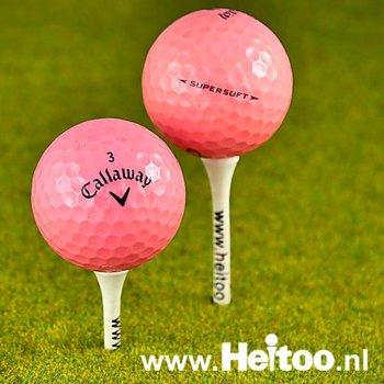 Callaway Supersoft (roze) AAAA kwaliteit