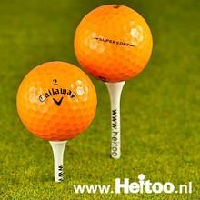 Callaway Supersoft (oranje) AAA/AAAA kwaliteit