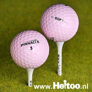 Pinnacle Soft (roze) AAA/AAAA kwaliteit