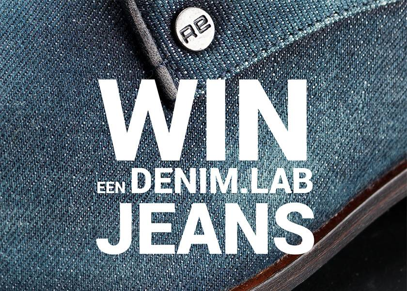 Win een Denim.Lab jeans