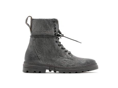 Darcey Liz | Hoge donkerblauwe boots