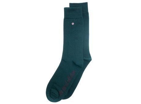 Alfredo Gonzales Pencil Classic Army | Luxe groene sokken