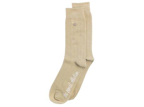 Alfredo Gonzales Pencil Classic | Luxe Khaki sokken