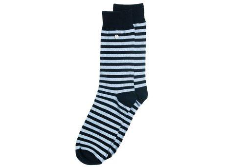 Stripes Blue Melee/Navy