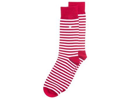 Stripes Red White