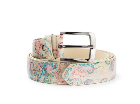 REHAB BELT KURT II TATTOO LL BLUE-SAND