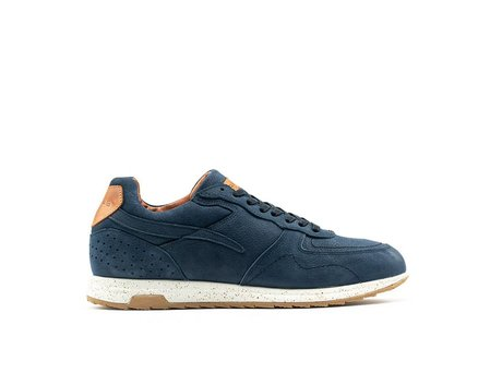 REHAB HAMMOND NUBUCK DARK BLUE