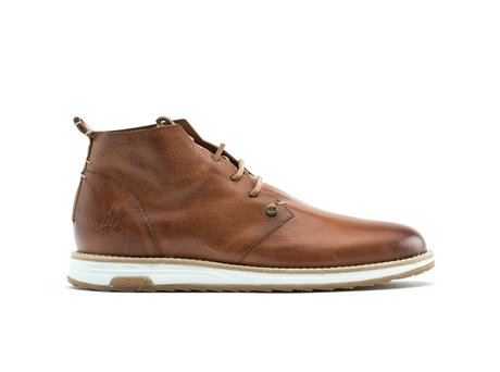 REHAB NAZAR LEATHER VINTAGE BROWN