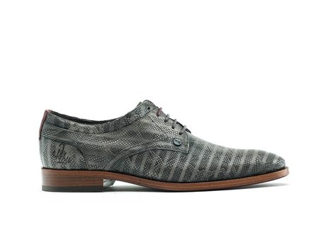 REHAB BRAD SNAKE STRIPES DARK GREY