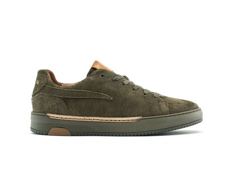 REHAB THOMAS II TREE NUBUCK DARK GREEN