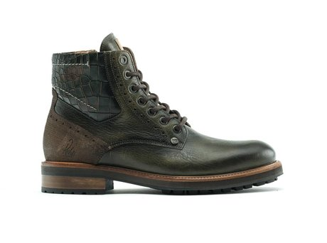 REHAB NEAL CROCO ARMY DARK GREEN