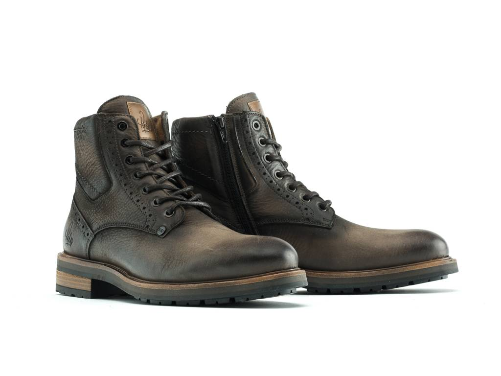 REHAB NEAL NUB VINTAGE TAUPE CASUAL SHOES MEN - REHAB Footwear Online Store - Official Rehab Footwear online store