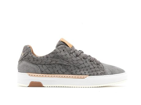 REHAB THOMAS II LIZARD NUBUCK DARK GREY