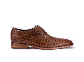 REHAB BRAD SNAKE STRIPES BROWN