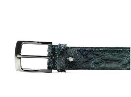 REHAB BELT SNAKE W18 BLUE