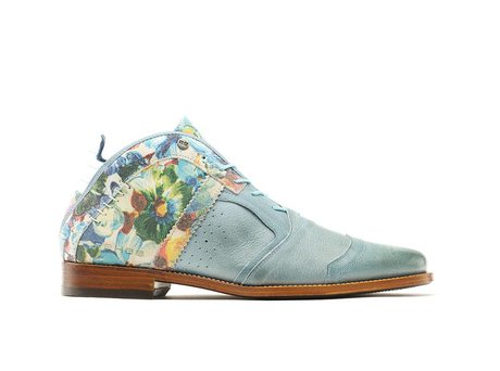 REHAB KURT II FLOWER LL BLUE