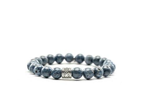 Armband Agata Clubs | Blauw