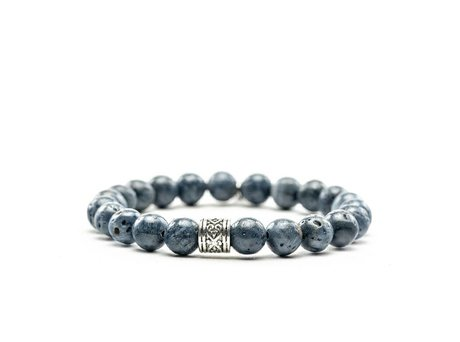 Bracelet Agata Clubs Blue