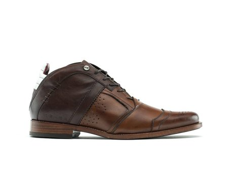REHAB KURT II BASIC LL COGNAC-DARK BROWN