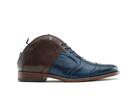 REHAB KURT II BASIC LL INDIGO-DARK BROWN