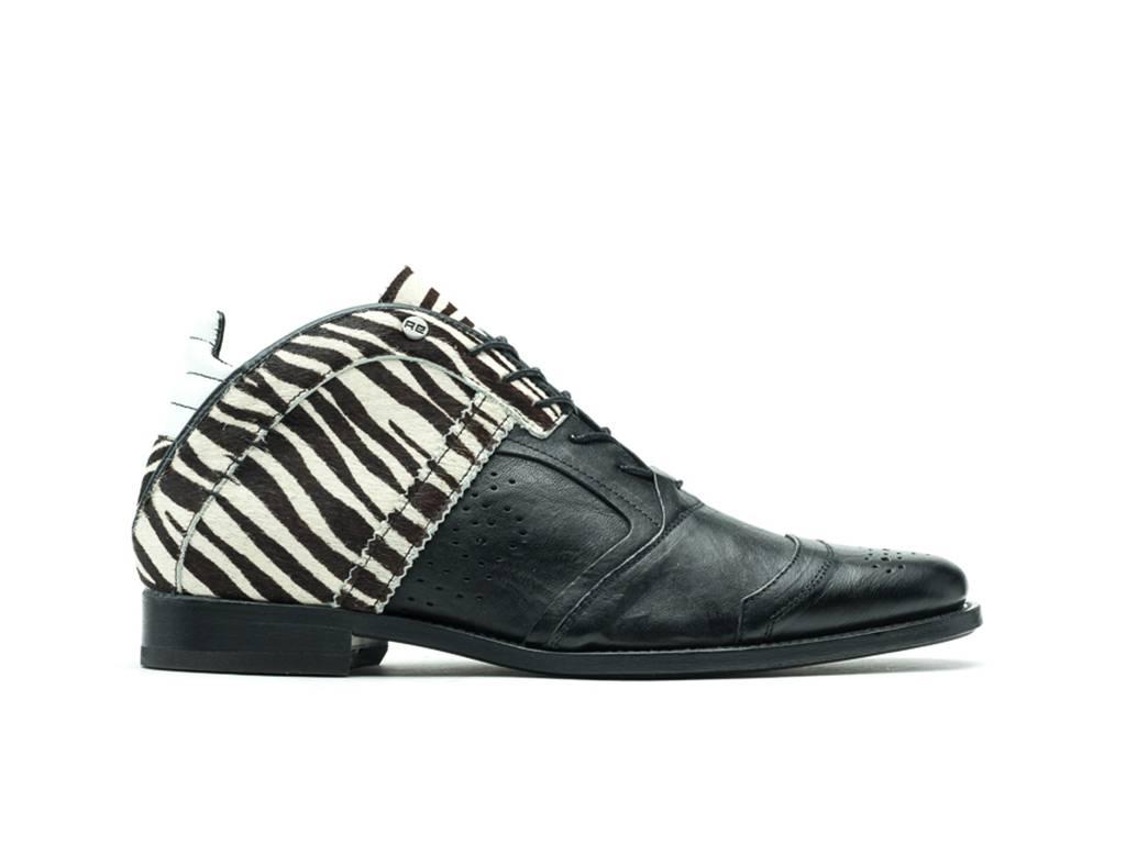Ll Klassieke Rehab Ii Black Herenschoenen Kurt Zebra HHP6q